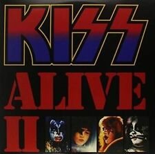 Alive II [LP] by Kiss (Vinyl, Jun-2014, 2 Discs, Mercury)
