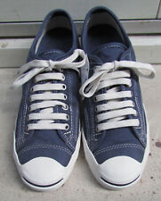Scarpe CONVERSE Jack Purcell Blu EU 41 UK 7.5 Navy mod. 1112
