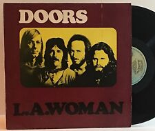 DOORS~L.A. WOMAN~1976 UK REISSUE K42090~MISLABELED/MISPRESSED~ONE OF A KIND!