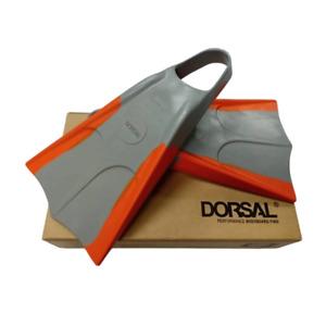 DORSAL Bodyboard Floating Swimfins (Flippers) Grey