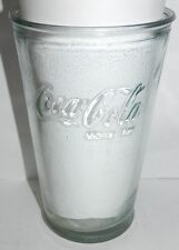 VASO COCA-COLA -- GLASS COCA-COLA