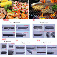 Outdoor BBQ Barbecues Infrared Burner Gas Grill Ceramic Stainless Steel Heater