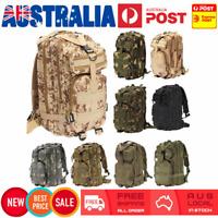 30L 3P Military Rucksacks Tactical Backpack Camping Hiking Travel Outdoor Bag