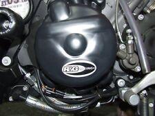 KTM 990 SMT 2008 onwards R&G Racing LHS Engine Case Cover ECC0014BK Black