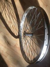Rear wheel for pedicab