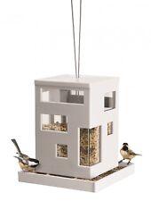 UMBRA BIRD CAFE Vogelhaus Vogelhäusschen Futterstelle weiß 480290-660