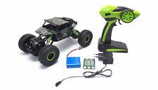 """Amewi Rock Crawler Conqueror """"Green"""" 4WD RTR 1:18 22194"""