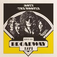 Mott the Hoople - Live on Broadway [Vinyl LP] 2LP NEU OVP VÖ 21.08.2020