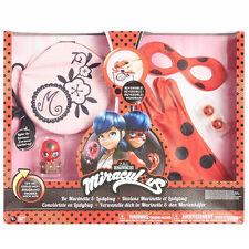 BANDAI-MIRACOLOSO Ladybug-essere MARINETTE & Ladybug Dress Up Set-Nuovissimo