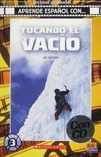 TOCANDO EL VACIO/ TOUCHING THE VOID - NEW PAPERBACK BOOK