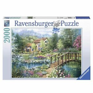 Ravensburger Shades of Summer 2000 Piece Jigsaw Puzzle NEW