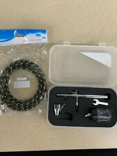 Master Dual-Action Suction Feed AIRBRUSH SET KT with Airbrush Hose