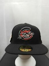 NWT Charleston Alley Cats New Era Retro Collections Hat MiLB 7 1/4