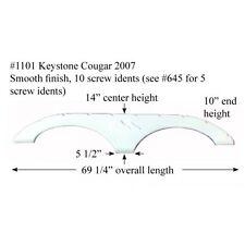 Keystone RV  Fender Skirt ABS  #1101 White **SEE DESCRIPTION*