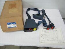 NOS 1992-1994 Blazer Yukon C/K Front Driver Seat and Shoulder Belt Kit(Blue)  dp