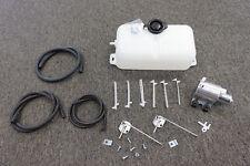 Mopar 66 Charger Belvedere Satellite Windshield Washer Bottle Kit With Pump.
