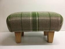 Handmade 100% Wool Ottomans & Footstools