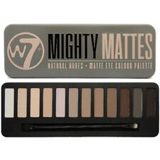W7 Mighty Mattes Natural Nudes Eye Colour Palette,