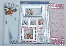 Hunkydory Selfies in The Snow Christmas Toppers & Card Kit