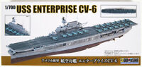 Doyusha 300169 U.S. Navy USS Enterprise (CV-6) 1/700 Scale Plastic Kit