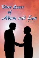 Three Loves of Adam and Eva by Shirley Russell (2000, Paperback)