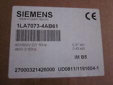 Niederspannungsmotor Siemens 1LA7073-4AB61 - 1LA70 73-4AB61 - NEU, OVP