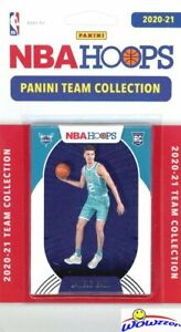 Charlotte Hornets 2020/21 Panini Hoops NBA EXCLUSIVE Team Set-LAMELO BALL ROOKIE