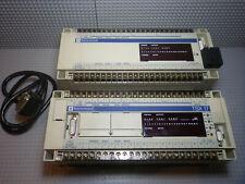 Automate Télémécanique TSX 17-20 + extension 34E/S 34I/O
