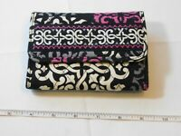 Vera Bradley wallet clutch id coin womens ladies CanterBerry Magenta pre-owned