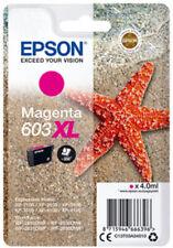 Original Epson Tinte Patronen 603 XL (Seestern) Expression Premium XP 2100 2105