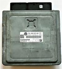 VW Golf MK6 1.6 TDI CAYC Engine Control Unit ECU 5WP42668 AA 03L906023HM
