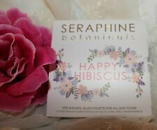 Seraphine Botanicals Happy Hibiscus 99% Natural Blush Palette Ipsy Vegan