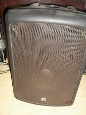 YORKVILLE COLISEUM SPEAKER C170 TESTED WORKING MOUNTABLE OUTDOOR SEE WIRE TWIST*