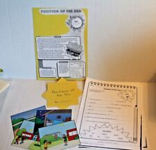 Position of the Sun Science Teaching Teacher-Made Activity Set Grades 1-2