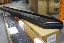 Fiat Fullback BLACK Side Steps - Alpine F1 Black Running Boards