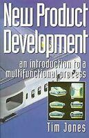 Neu Produkt Entwicklung von Jones, Tim