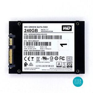 Western Digital WDS240G2G0A 240GB SSD SHOP.INSPIRE.CHANGE