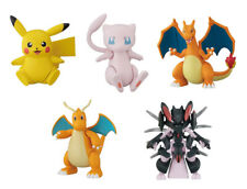 Full set Pokemon Mewtwo Strikes Back Evolution Action Figure Bandai Gashapon