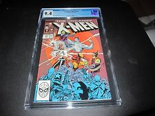 CGC 9.4 UNCANNY X-MEN #229 1ST APPEARANCE OF REAVERS NEW WOLVERINE MOVIE HOT!!