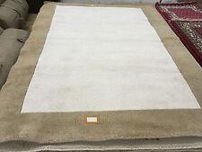 Indo Nepal Teppich Beige ca. 170 x 240 cm NEU- aus Importlager Auflösung