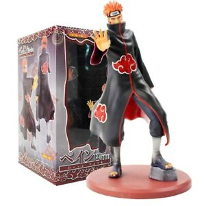 25cm Anime Naruto Shippuden Deva Path Pain Pein PVC Action Figure Collectible AU