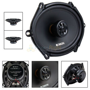 "2 Orion CO57 Cobalt 5 x 7"" 2 Way Coaxial Full Range Car Speakers 250 Watts Pair"