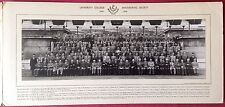 Vintage 1947 University College Engineering Society Photograph