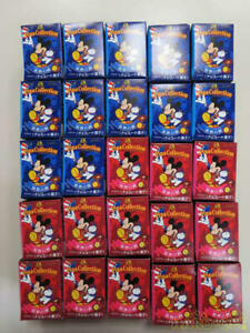 Disney Character World Journey Pins Collection Chocolate 25 Kinds
