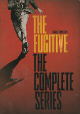 THE FUGITIVE Complete Series 32 Discs New but UNSEALED Region 1