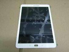 Display Original Samsung Galaxy Tab S2 9.7 Wi-fi White Screen LCD Glass Touch