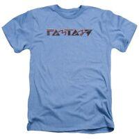 Trevco Men's Fantasy Vintage Adult T-Shirt, Light Blue, Medium