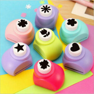 1PC Mini Scrapbook Punches Handmade Cutter Card Craft DIY Paper Craft Punch Hole