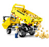 Sembo Blocksteine Engineering Dreirad Transport Kinder Figur Spielzeug Geschenk