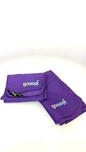 Mission Cooling Towels Purple Small & Large New Free Shipping